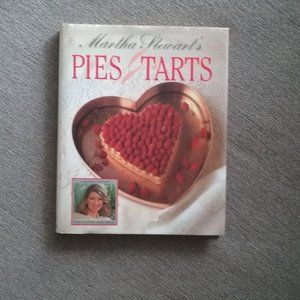 "Vintage ""Pies and Tarts"" 1985 Martha Stewart Book"